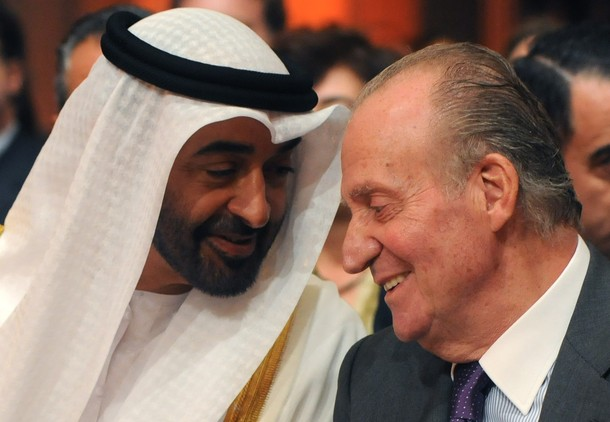 Fuente Kings And Queens: Nobel Profile: King Juan Carlos And Prince Sheikh Mohammed