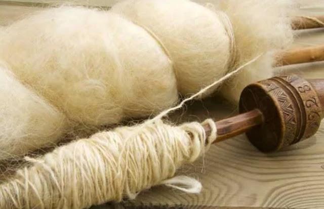 плетение одной нитью