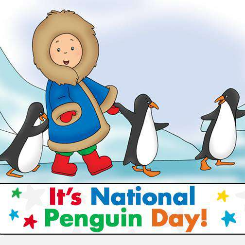 National Penguin Day Wishes Images download