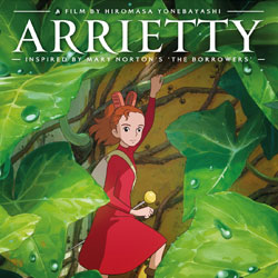 Worst To Best: Studio Ghibli: 11. Arrietty