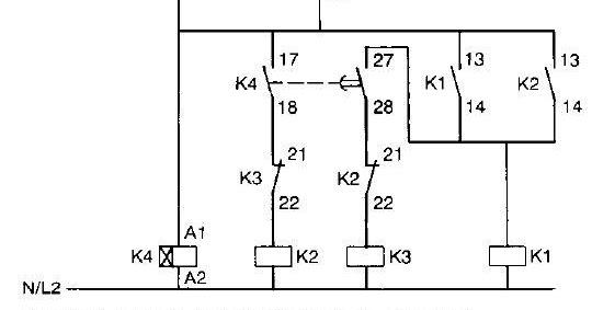 arvind plc wiring blogContactor K3 Delta Contactor K4 Star Delta Timer 7pu60 20 F2 Overload #7