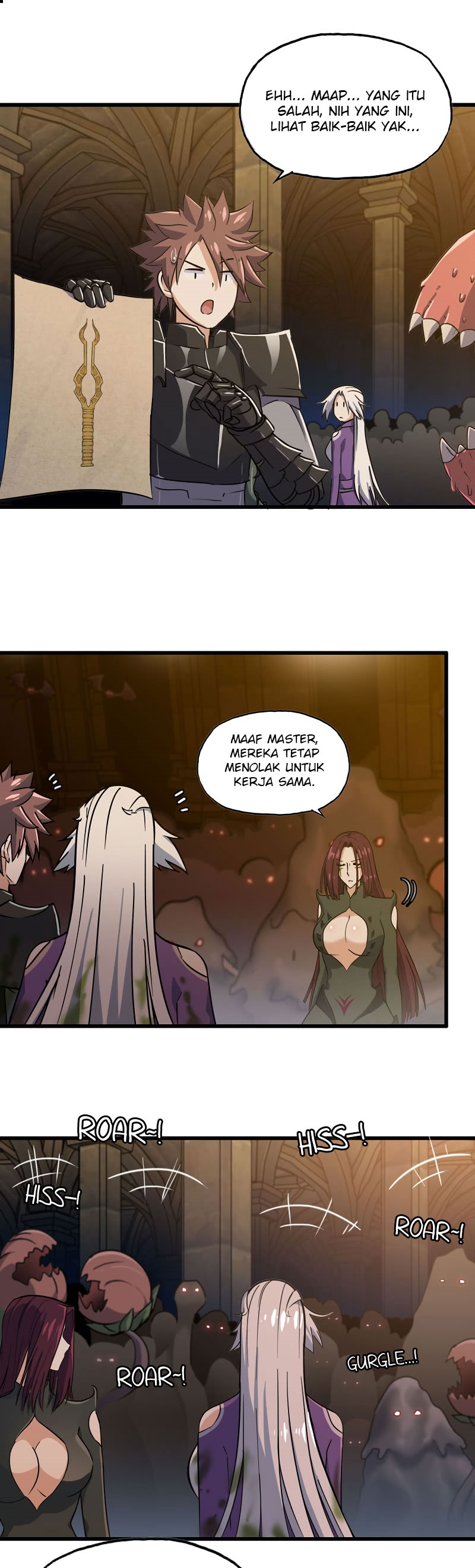 My Wife is a Demon Queen Chapter 166-175