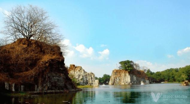 Vịnh Hạ Long song sinh vẻ đẹp thầm kín ít người biết đến tại Đồng Nai