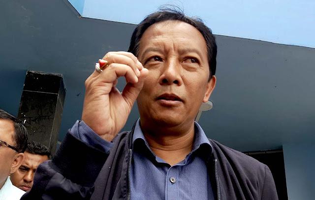 Binoy Tamang GTA Chief