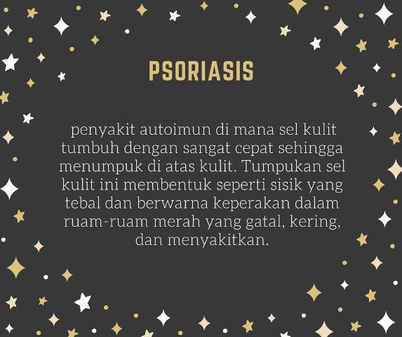 penyakit autoimun psoriasis