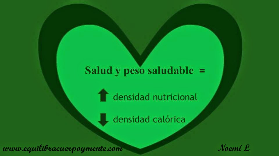 Salud y peso saludable