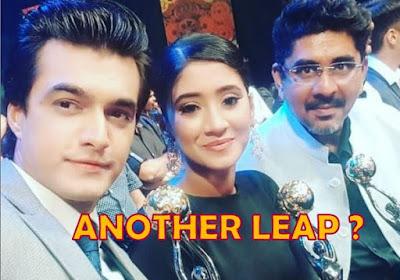 Upcoming Biggest Leap In Yeh Rishta Kya Kehlata Hai Will Naira-Kartik Leave the Show ?