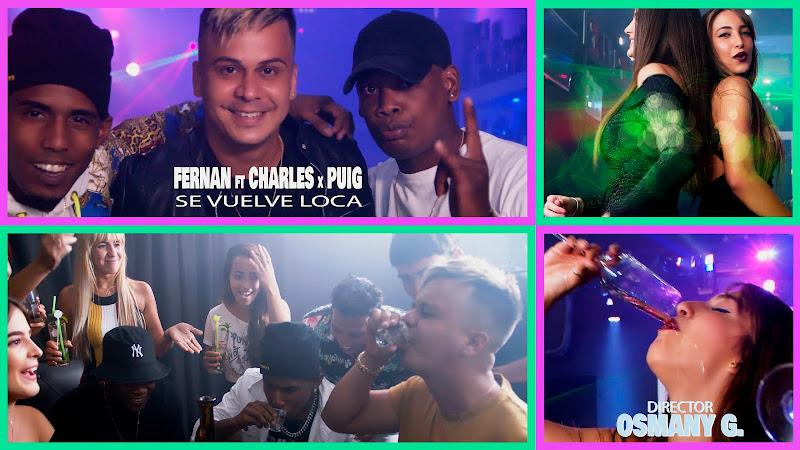 Fernan & Charles x Puig - ¨Se vuelve loca¨ - Videoclip - Director: Osmany G. Portal Del Vídeo Clip Cubano