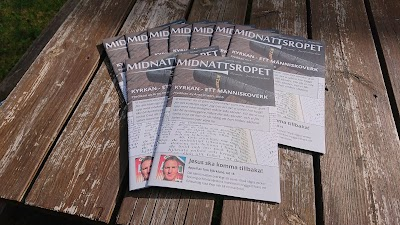 Beställ fler exemplar av Midnattsropet att dela ut