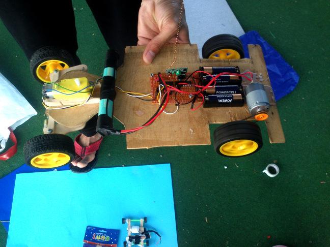 mars rover arduino code - photo #41