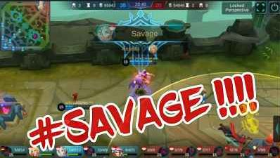 Maniac dan Legendary di Mobile Legends  Penjelasan Apa Arti Savage, Maniac dan Legendary di Mobile Legends