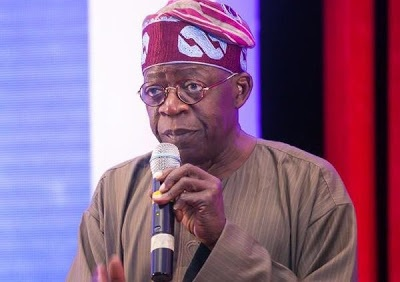 I have the right to choose who I support - Tinubu speaks on Ondo election