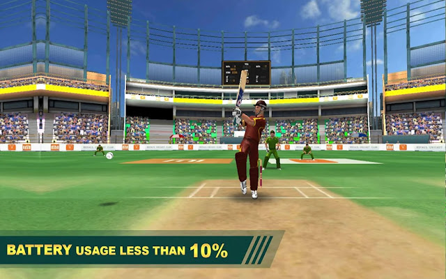 Cricket Lite 3D Mega Update
