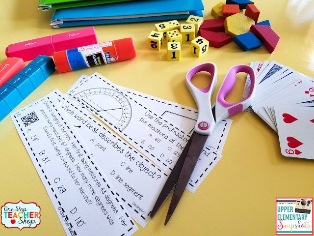Math Centers can be a challenge, but they don't have to be! Here are 5 helpful tips and ideas for setting up your math centers for back to school! Grab the math game FREEBIES!!