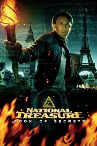Watch National Treasure: Book of Secrets Online Free in HD