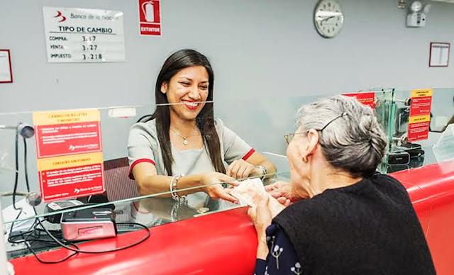 Jubilados del sector público recibirán el bono por escolaridad de 400 soles