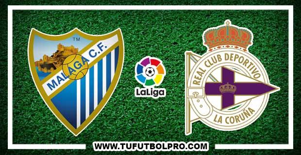 Ver Malaga vs Deportivo EN VIVO Por Internet Hoy 26 de Noviembre 2016