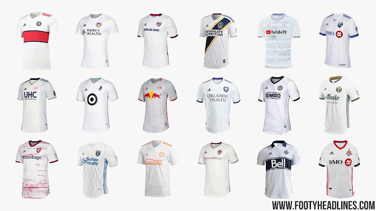 12514f5be0f Kit Rules Gone Too Far - Almost All MLS Teams Have a White Kit ...