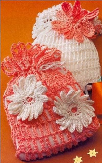 Patrón #836: Bolsita a crochet