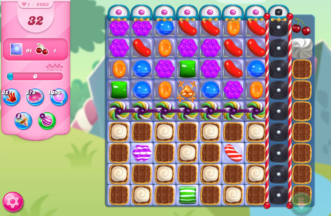 Candy Crush Saga level 8903