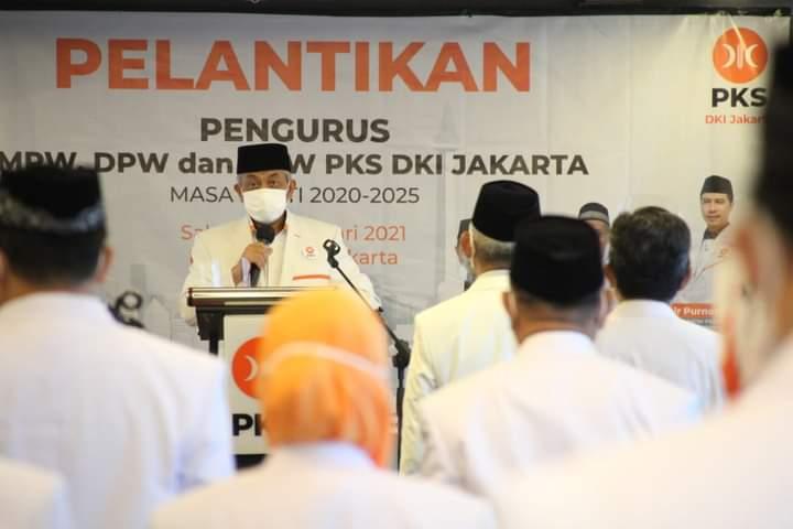 Ahmad Syaikhu: Kader-kader PKS Memiliki DNA Sebagai Pelayan