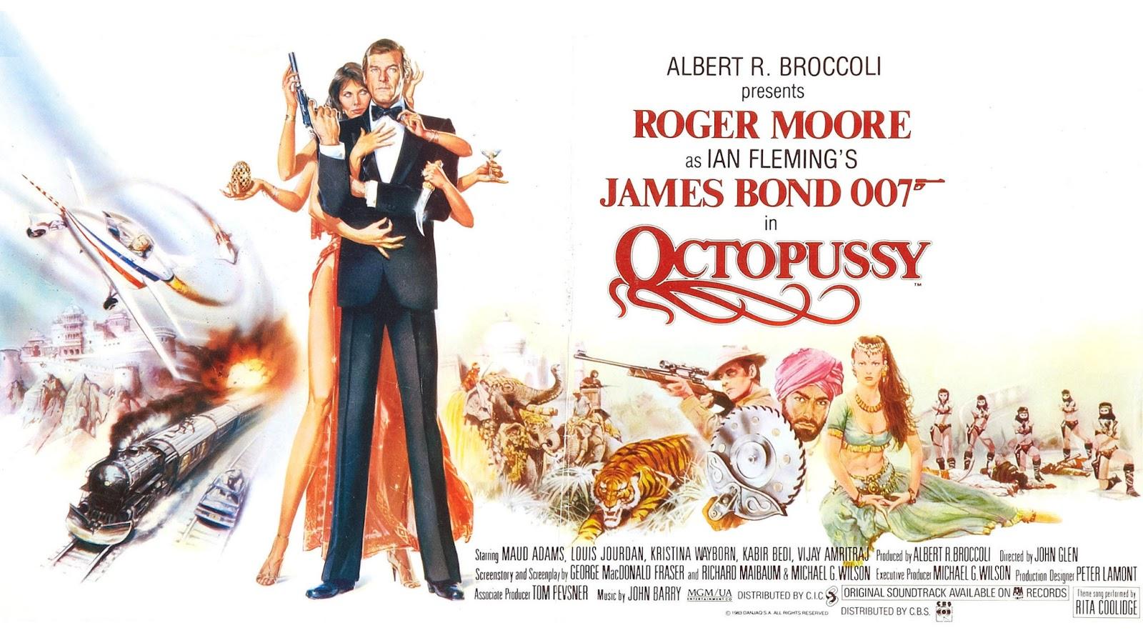 James Bond Octopusy Stream