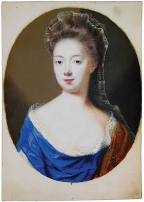 1690 Susannah-Penelope Rosse, Portrait of Mrs Priestman