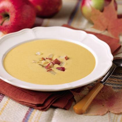 Vermont Cheddar Soup Recipe