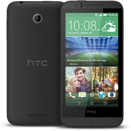 HTC Desire 510 (dark grey)