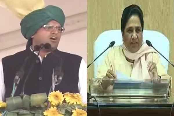 jannayak-janta-party-jjp-and-bsp-gathbandhan-for-haryana-election-2019