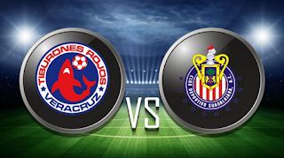 Ver Veracruz vs Chivas Guadalajara En vivo 17 de Agosto 2018 Liga MX