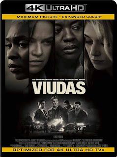 Viudas (2018)4K 2160p UHD [HDR] Latino [GoogleDrive]