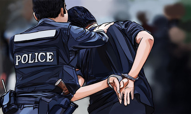 المهدية : القبض على مجرم خطير محل 29 منشور تفتيش