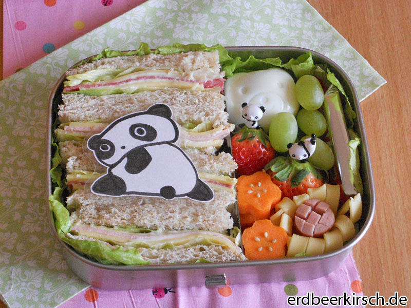 sandwiches selber machen