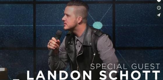 Landon Schott