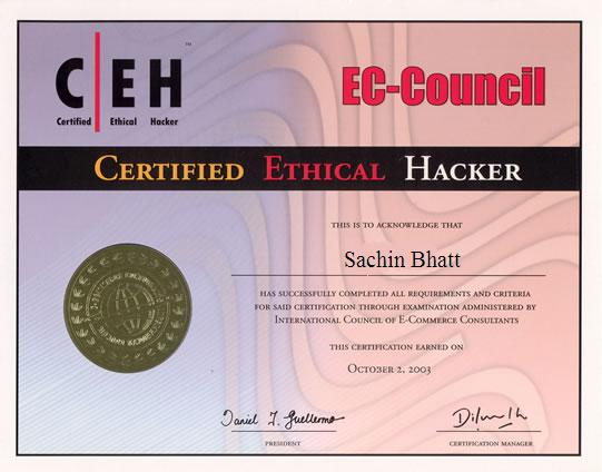 Ceh Certified Ethical Hacker V7 Certification Training