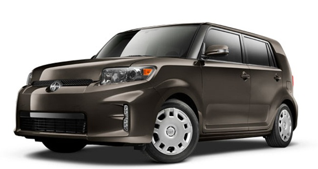 2016 Scion XB Redesign