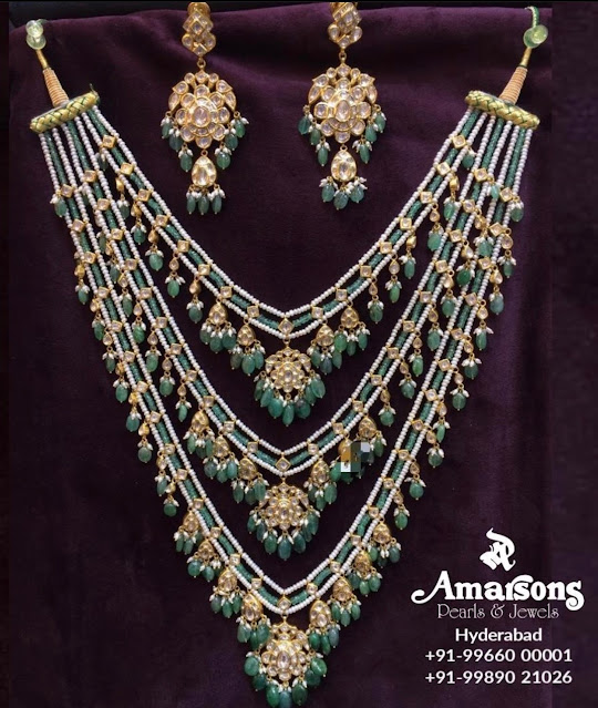 Emerald Drops Long Chain