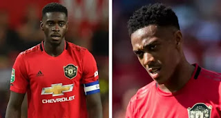 Manchester United denounce racial attacks on Axel Tuanzebe, Martial after Sheffield United loss