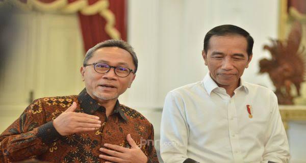 PAN Jadi Sahabat Baru Koalisi Jokowi, Waketum: Sejak Zulhas Jadi Ketua Umum
