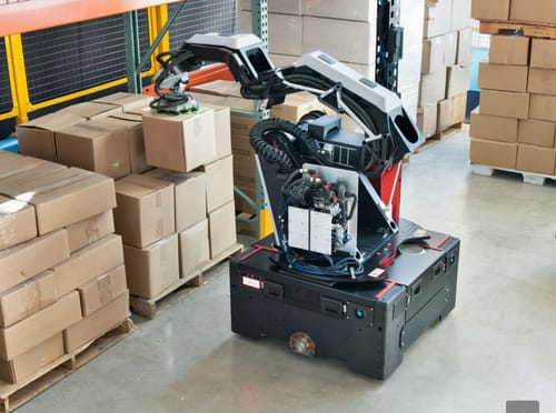 Stretch Boston Dynamics' next commercial robot