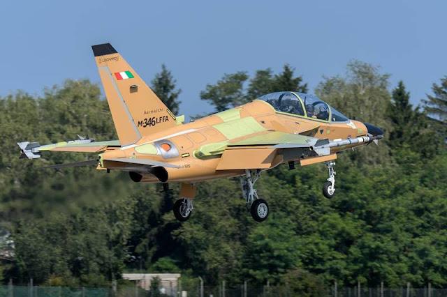 Leonardo M345 fighter Latin America