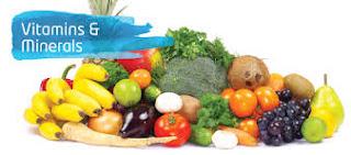 Vitamin dan Mineral Pro Kas