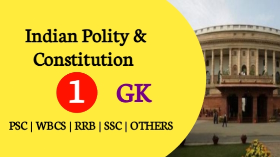 Indian Polity Questions and Answers