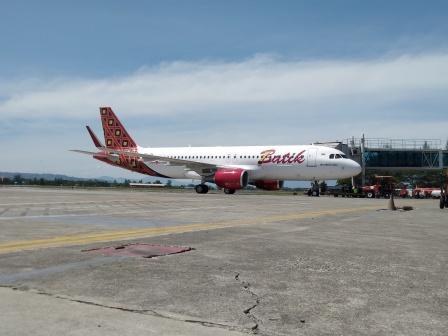 Tiket Promo Lion Air Group Jelajahi Sumatera
