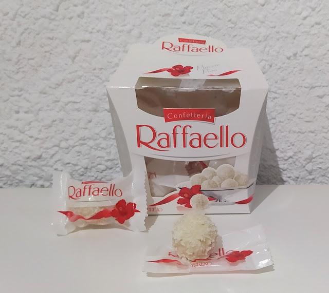 Raffaello Ferrero Coco con Almendra entera