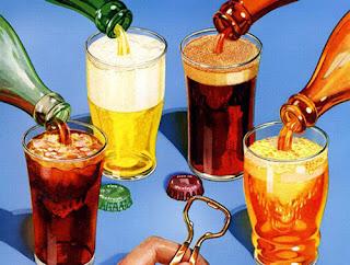 Đồ uống có gas - gây MÒN RĂNG nha...