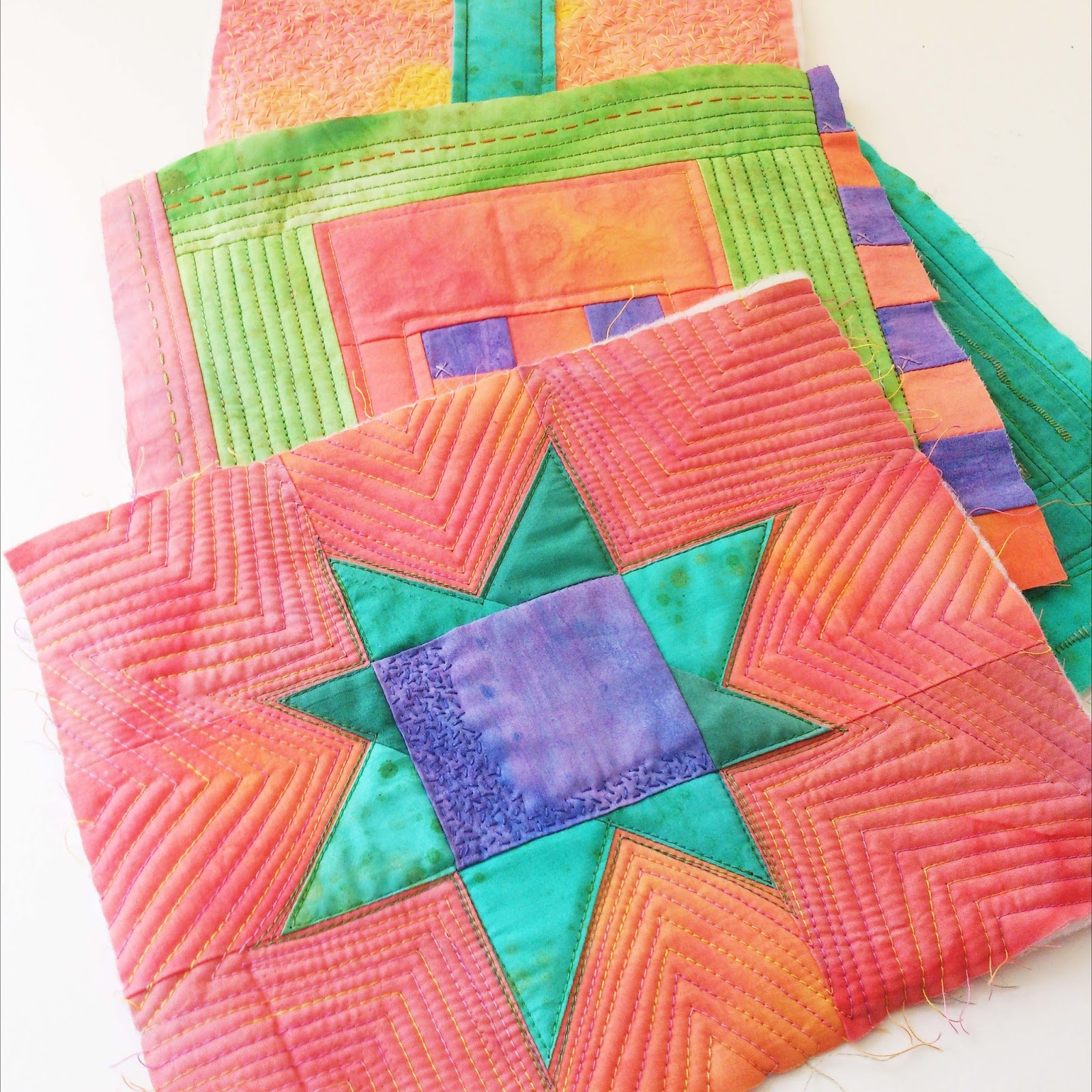 Quilt Routes: Time for a quilty catch up!