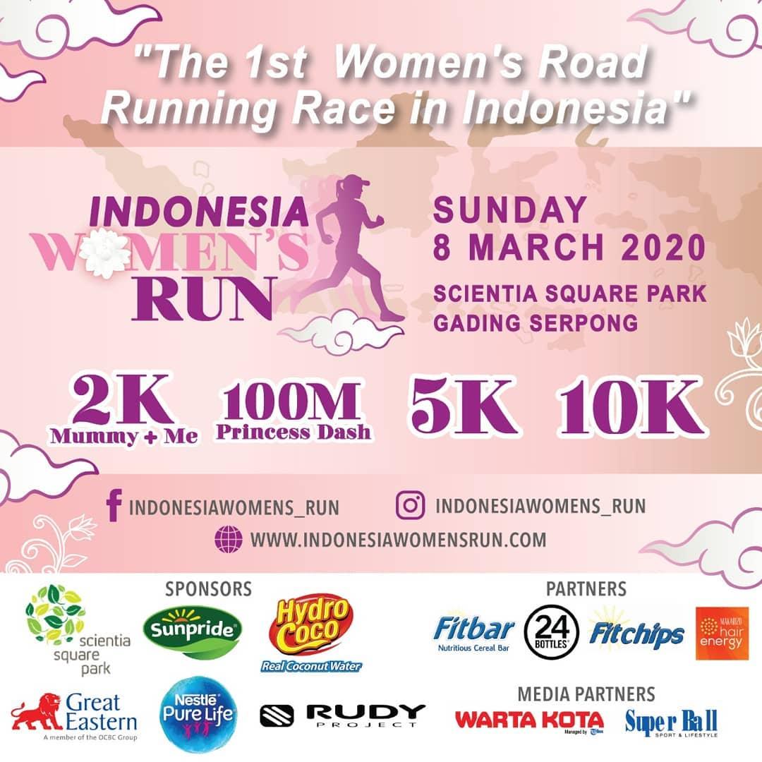 Indonesia Women's Run • 2020