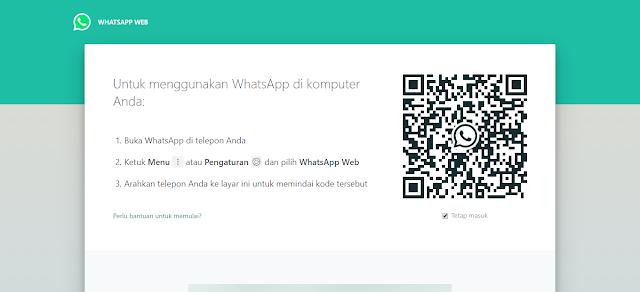 Cara Pakai WhatsApp di Laptop